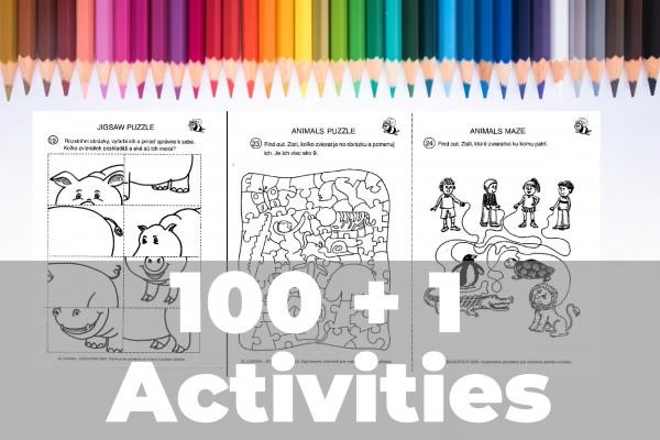 100 + 1  Activities