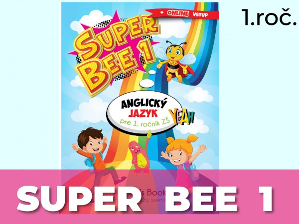 Super Bee 1  -  učebnice s DOTÁCIOU