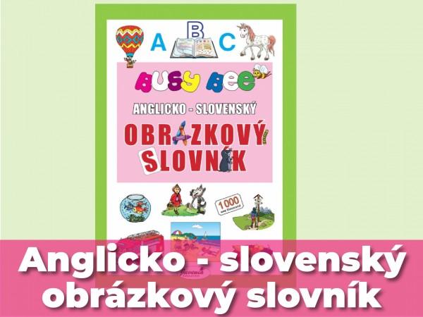 Anglicko - slovenský obrázkový slovník