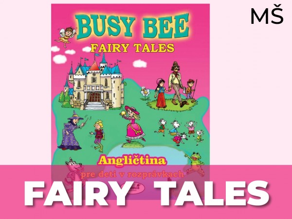 Busy Bee Fairy Tales