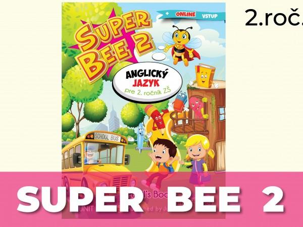 Super Bee 2 učebnice s DOTÁCIOU